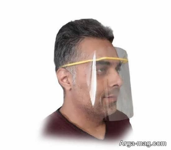 اموزش درست کردن شیلد محافظ صورت