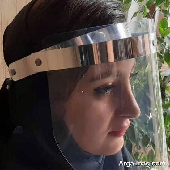 ساخت شیلد محافظ صورت به روش های ساده و کاربردی