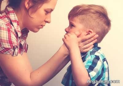 عصبی شدن کودکان و بهبود آن