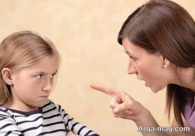 مشکل عصبی شدن کودکان