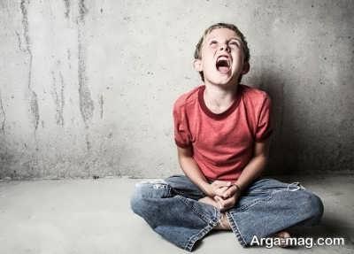 عصبی شدن در بچه ها