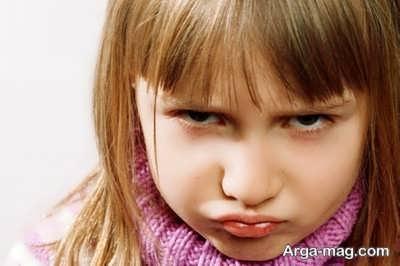 روش های مقابله با عصبانی شدن کودکان