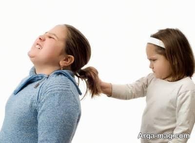 عصبی شدن بچه ها و موارد مربوط به آن