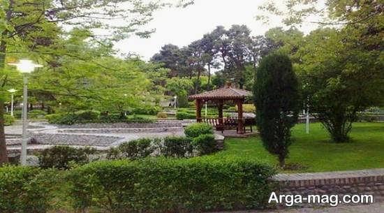 پارک پردیسان یکی از پارک های معروف تهران