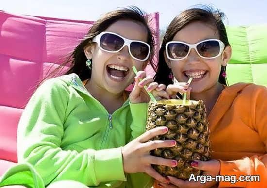 فواید آناناس برای کودکان