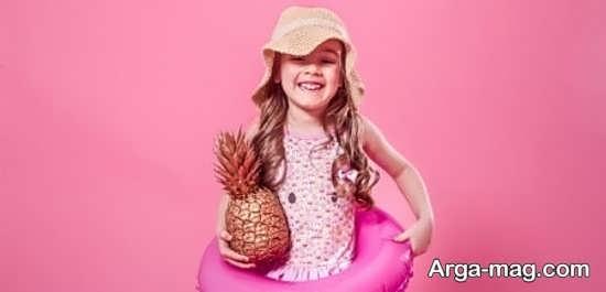 فواید مهم آناناس برای بچه ها