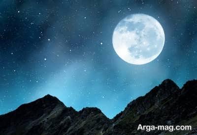شعر ناب در مورد شب