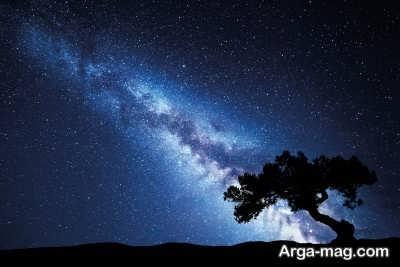 شعر دلنشین در مورد شب