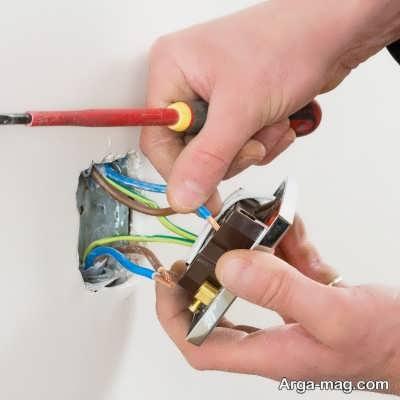 روش های رفع خرابی محافظ برق