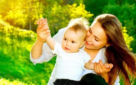 عکس پروفایل زیبا و جدید مادر شدن