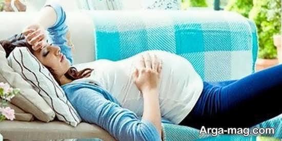 اقدامات خطرساز در بارداری