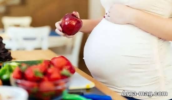 کارهای خطرساز در دوران بارداری