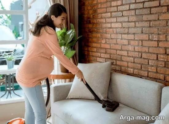 انواع کارهای ممنوع در بارداری