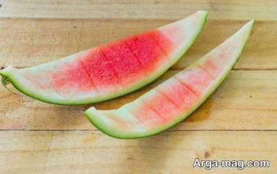تقویت معده با پوست هندوانه و عسل