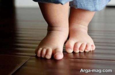 علت راه نرفتن کودک
