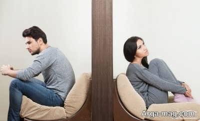 دلایل قهر زنان