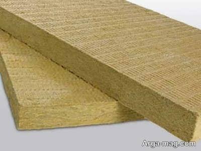 انواع پشم سنگ و کاربرد های آن