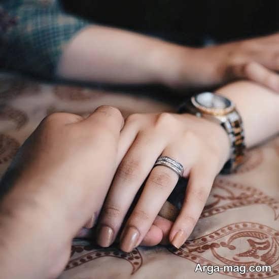 تصاویر دست عاشقانه و رمانتیک