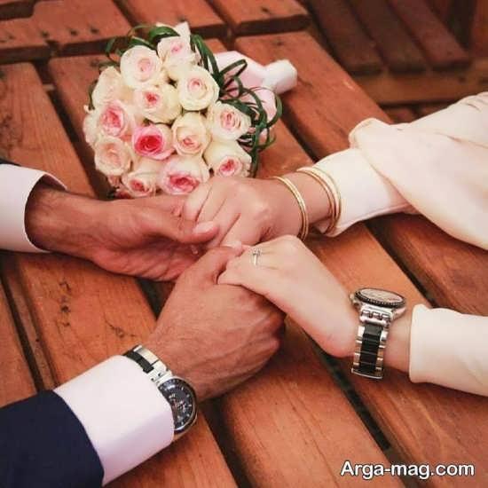 تصویر نوشته های متنوع و شیک دست عاشقانه