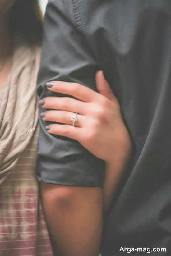 تصویر جدید دست عاشقانه