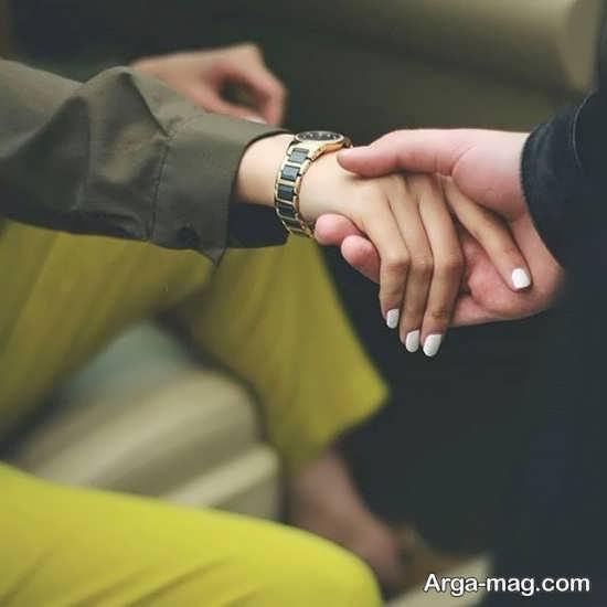 سری اول عکس دست عاشقانه