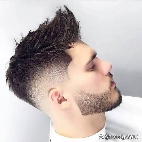 کوتاهی مو دور سفید