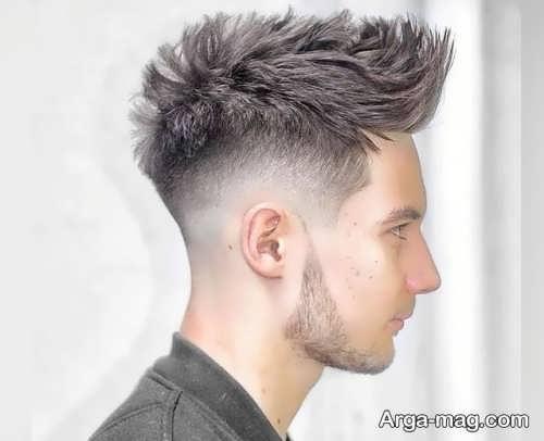 مدل موی پسرانه زیبا