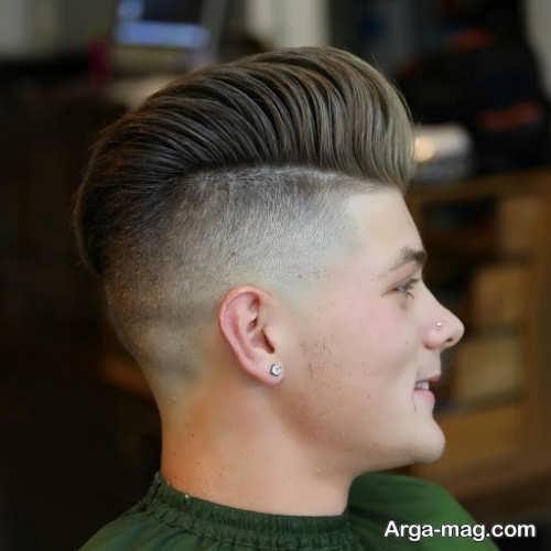 مدل موی پسرانه