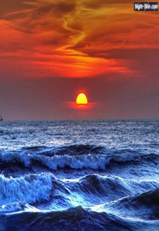 انواع زیبا تصویر پروفایل دریا