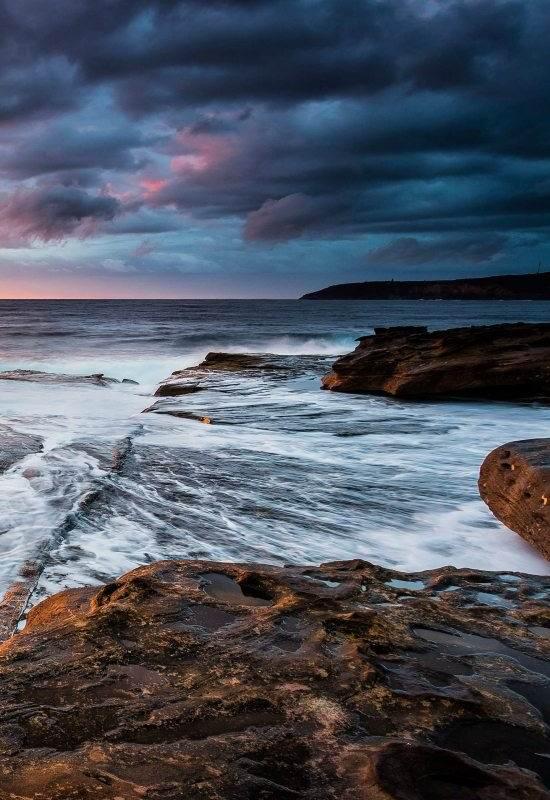 تصویر پروفایل دلنشین و جذاب دریا