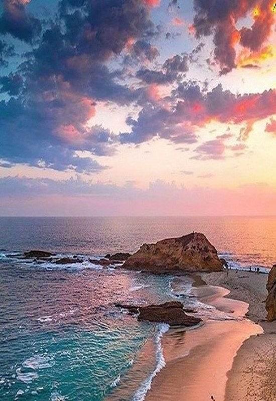 عکس پروفایل دریا برای واتساپ