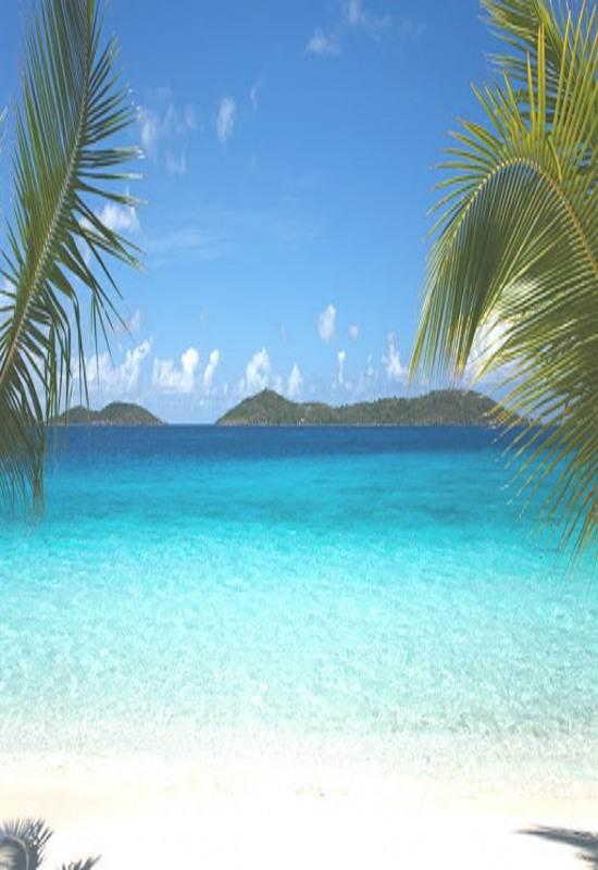 عکس زیبا از دریا و ساحل