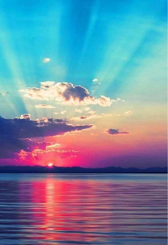 تصویر پروفایل دلنشین دریا