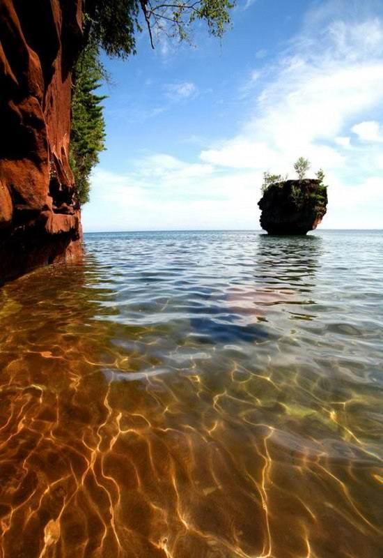 تصویر پروفایل زیبا دریا