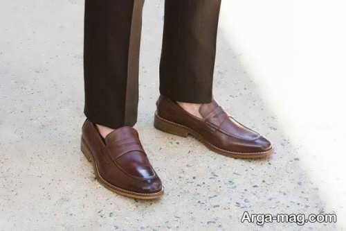 ست کردن با کفش قهوه ای