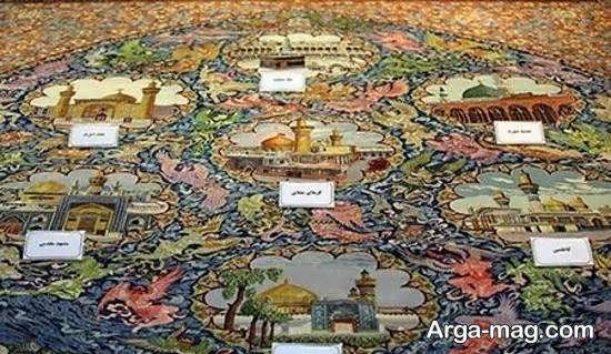 آشنایی با مکان های دیدنی و تماشایی آستان قدس