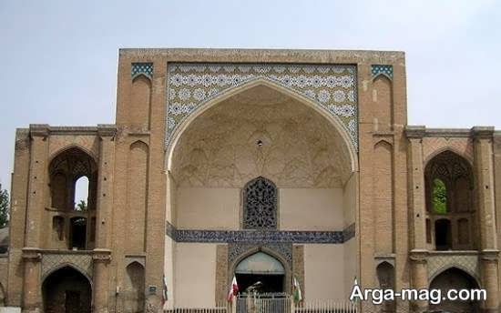 آشنایی با مکان های توریستی استان قزوین