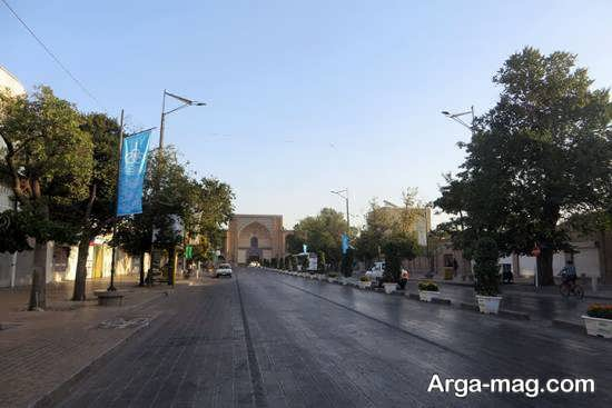 آشنایی با دیدنی های استان قزوین