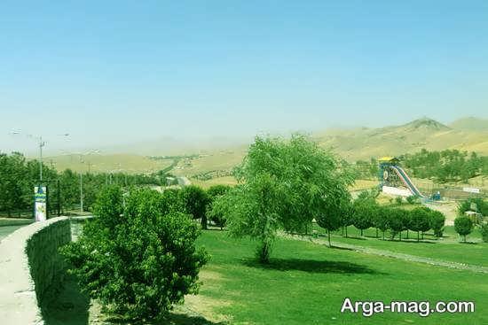 آشنایی با جاذبه های تماشایی استان قزوین