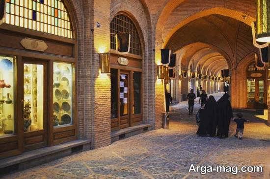 آشنایی با مکان های دیدنی استان قزوین