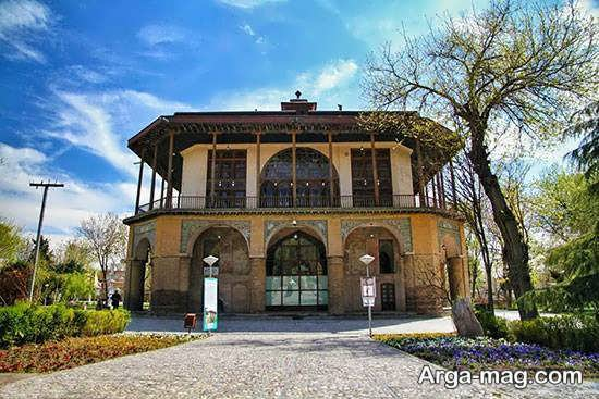 مکان ای توریستی و تماشایی استان قزوین