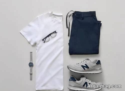 ست لباس های ساده مخصوص آقایان شیک پوش