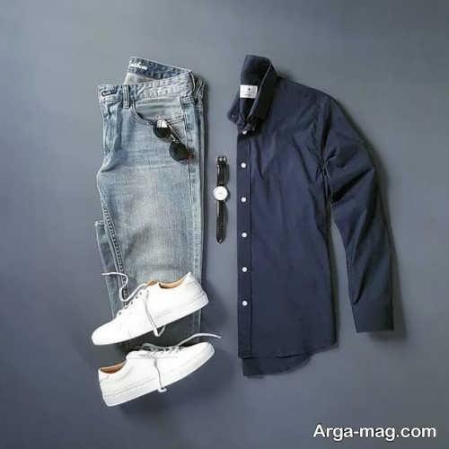 ست لباس های ساده و جذاب برای آقایان
