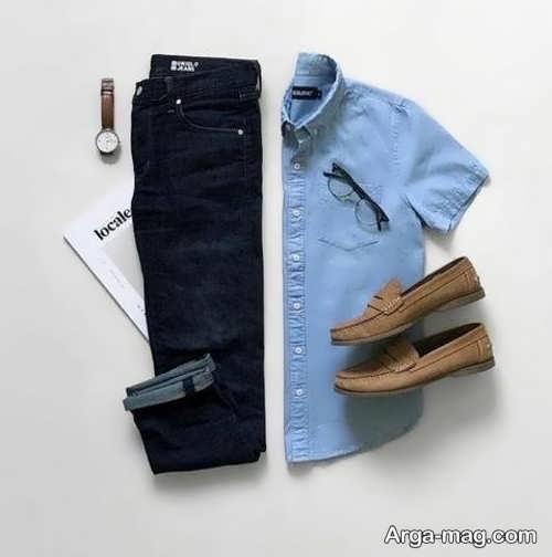 ست لباس های ساده و خاص مردانه و پسرانه