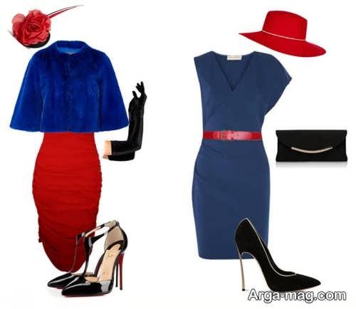 مدل ست لباس های زیبا و ساده