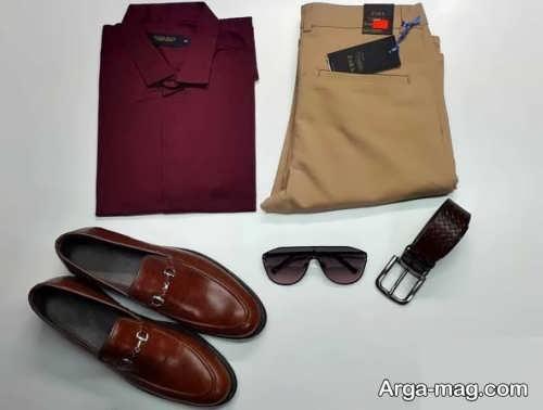 طرح ست لباس های ساده مردانه