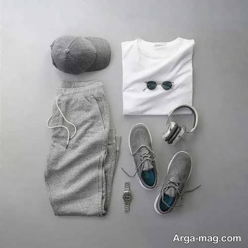 ست لباس ساده شیک