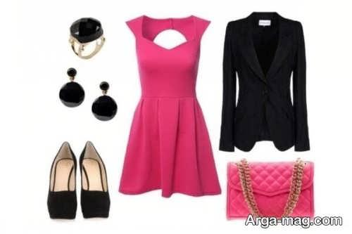 مدل ست لباس ساده مخصوص خانم ها
