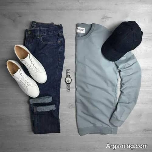 مدل ست لباس های ساده برای آقایان امروزی