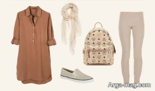 مدل ست لباس های ساده